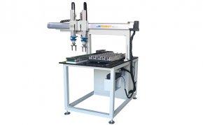 自动无心磨床工业机器人机械手