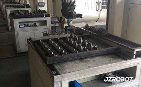 大桁架式机械手,数控车床车凸轮轴